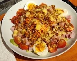 Salade du chef - La Bernaldaise - Villeurbanne